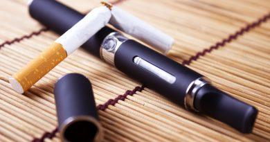 Cigarette électronique pour arrêter de fumer