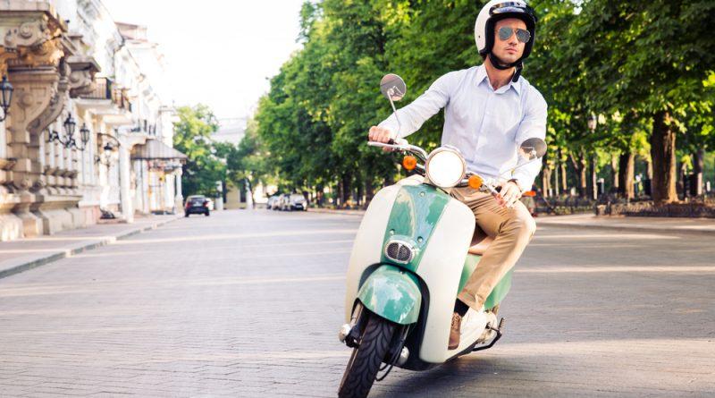 Accessoire sécurité scooter