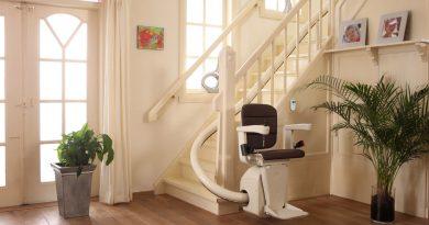 Monte escalier électrique